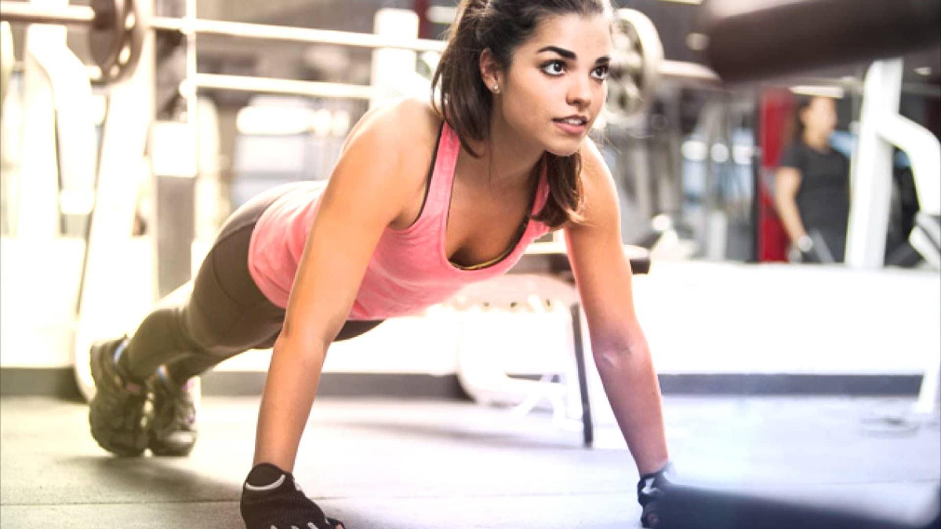 Female bodybuilding motivation video fitnessrezepte de