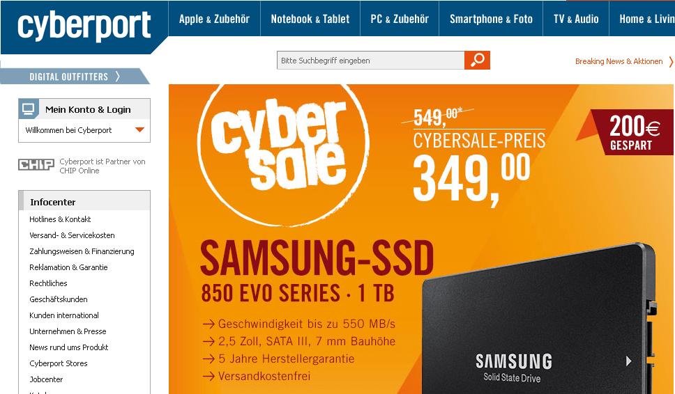Samsung 850 deals