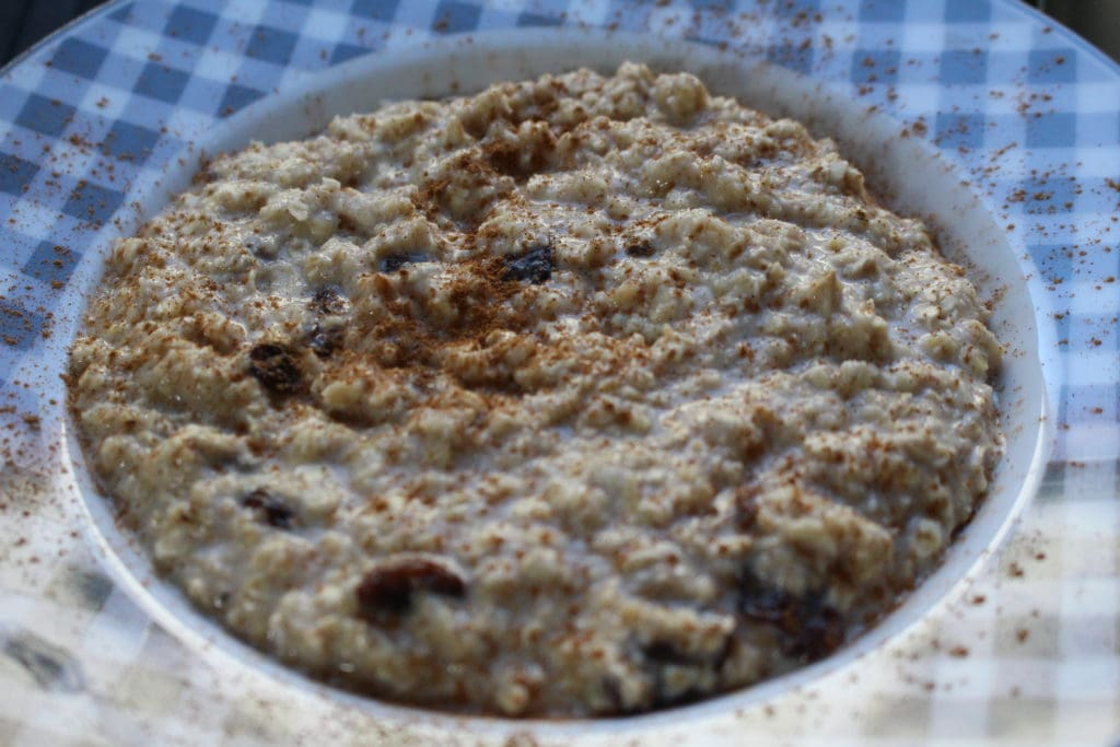 Die Power Protein Oats