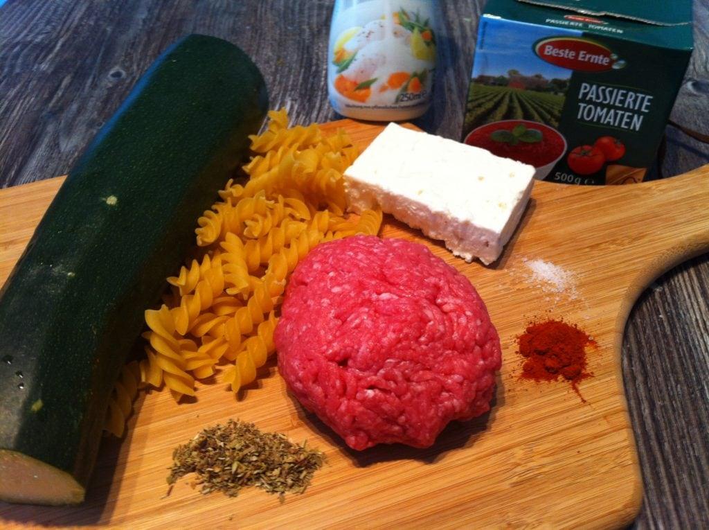 Protein Fitness Cannelloni mit einer leichten Tomatensauce1