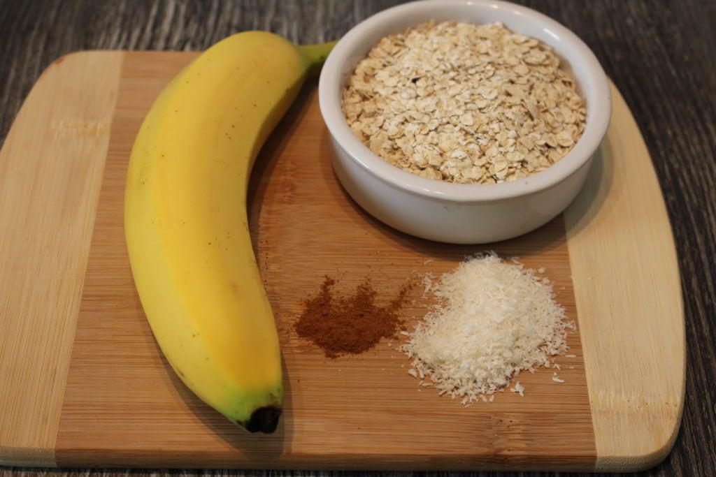 Der Fitness High Carb Bananentaler
