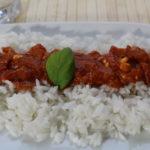 Die Fitness Feta Tomatensauce mit Reis