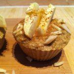 Der Power Protein Apfel Muffin