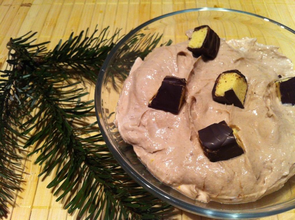 Der Vanille Protein Quark mit Lebkuchengeschmack