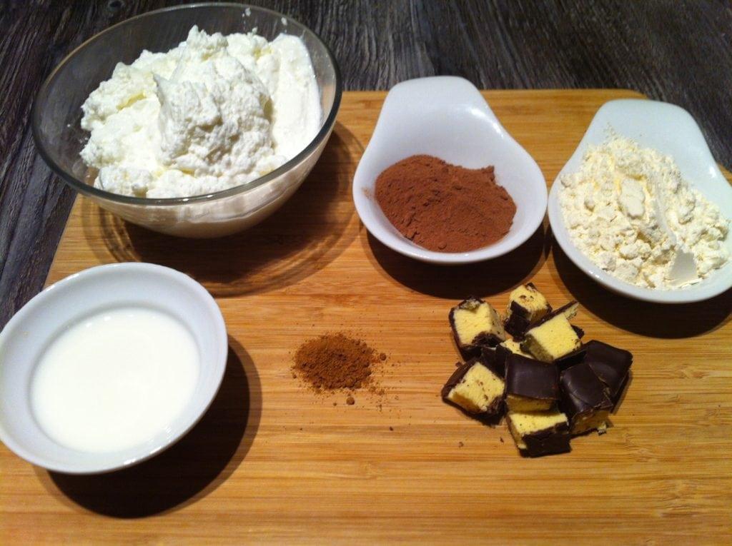 Der Vanille Protein Quark mit Lebkuchengeschmack1