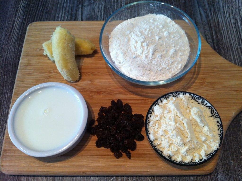 Der Bananen Protein Pfannkuchen1