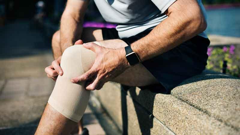 Zerrung, Prellung, Bänderdehnung: Das sind die häufigsten Sportverletzungen