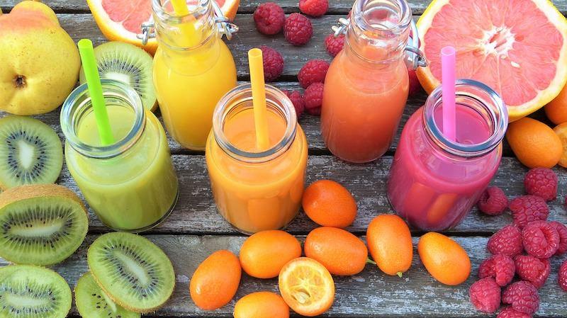 Smoothie Vitamine Regeln