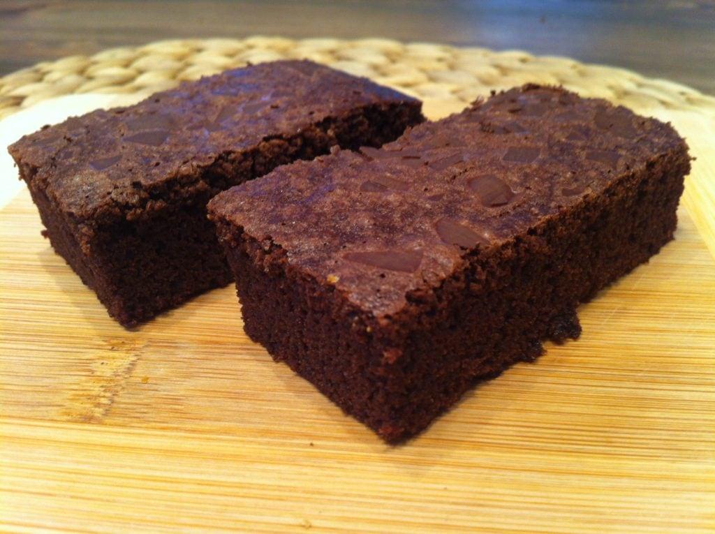 Die Fitness Protein Schoko Brownies