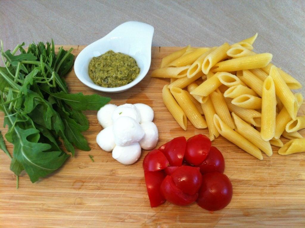 Der schnelle und gesunde Nudelsalat1