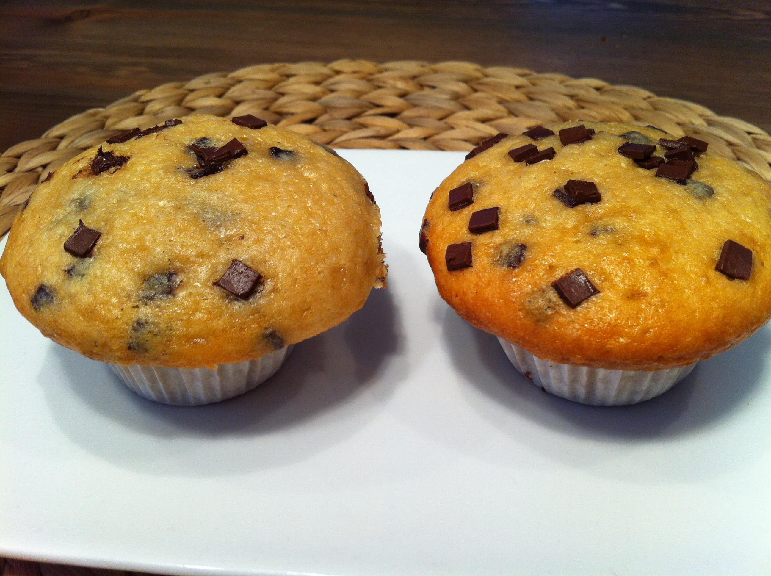 Der Power High Carb Dinkel Muffin