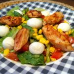 Der gesunde Low Carb Salat