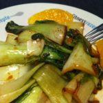 Die asiatischen-low-carb-mini-wok-choi