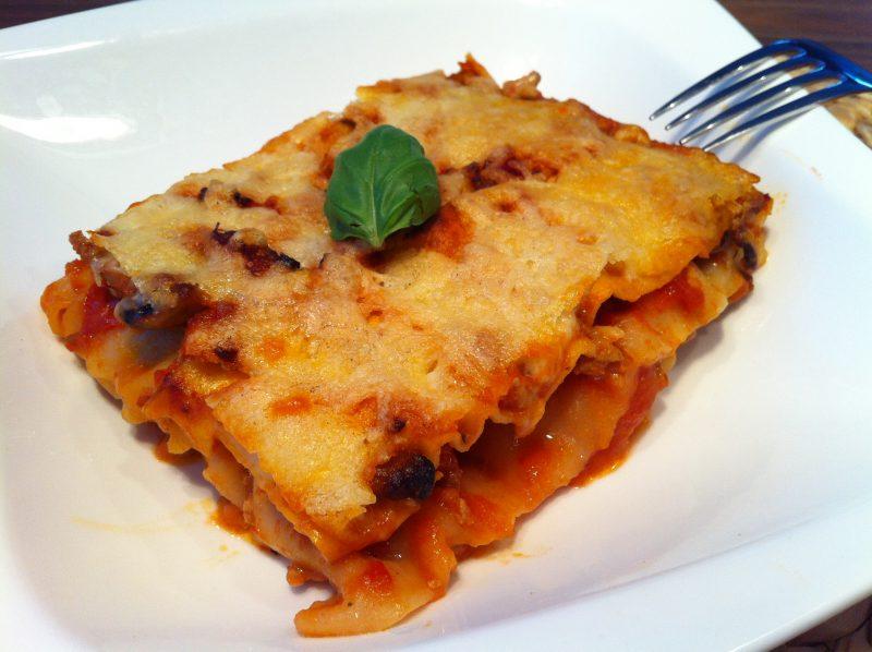 Die hausgemachte-lasagne