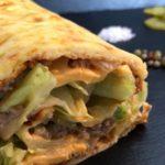 Low Carb Big-Mac-Rolle gesund