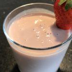 Joghurt Smoothie Erdbeeren Rezept Zubereitung