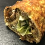 Low-Carb Gyros-Rolle