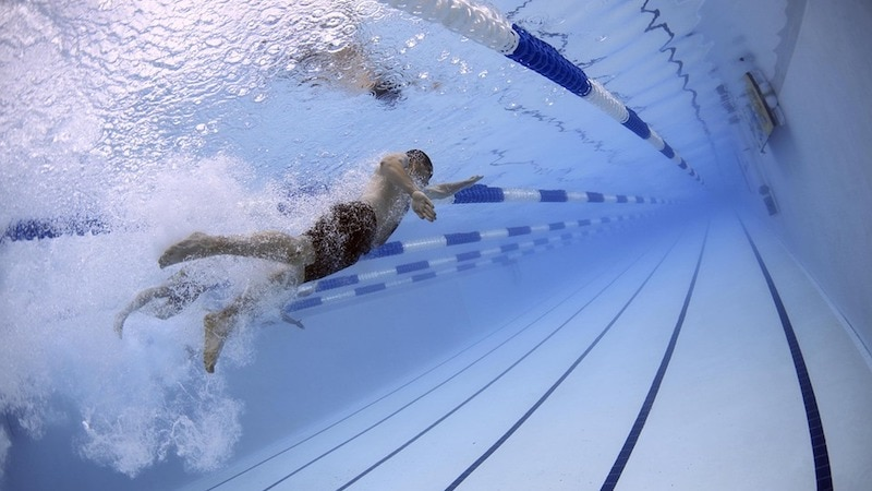 Schwimmen Training Workout Tipps Anleitung