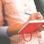 Tagebuch Training Fitness Journaling