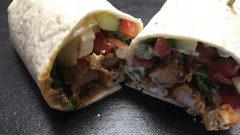 Greek-Wraps