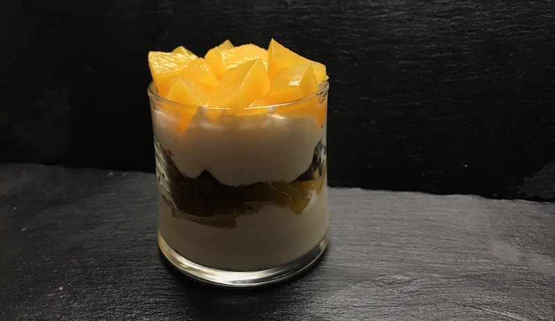 Knusper-Dessert