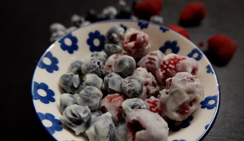 Frozen-Skyr-Früchte