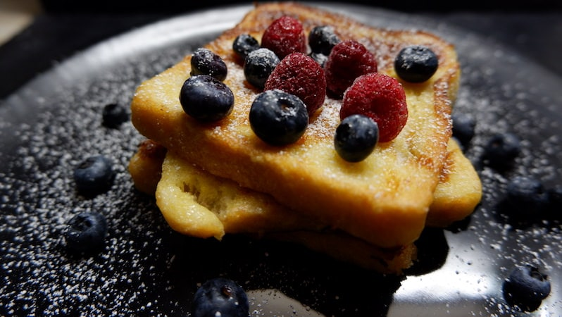 Veganes French-Toast