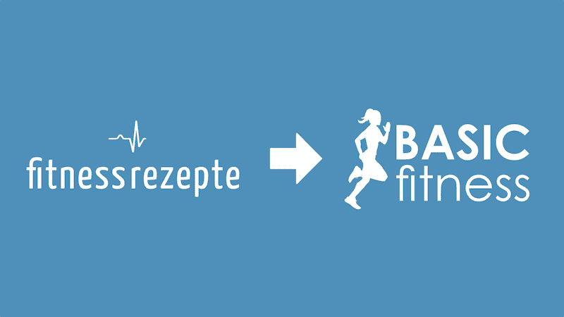 Alles neu in 2019: Aus Fitnessrezepte wird BASIC fitness
