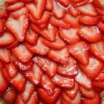 Erdbeer-Kuchen-gesund
