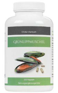Grünlippmuschel Ex Vital Vita Health Dose 300 Kapseln