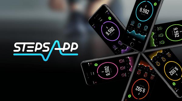 StepsApp Farbprofile