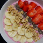 Smoothie-Bowl-proteinhaltig