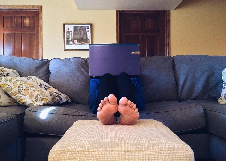 Sofa, Chillen