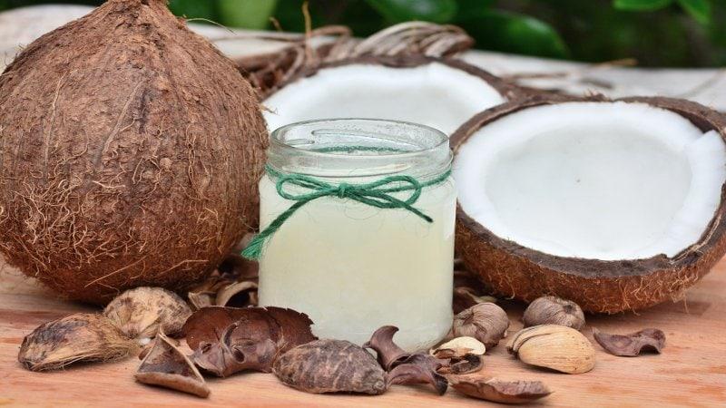 Kokosöl und Gewichtsverlust