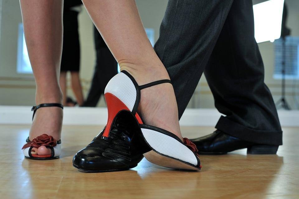 Tanzen, Tanz