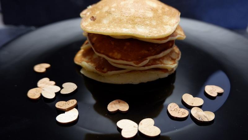 Die einfachsten und gesündesten Hafer-Pancakes