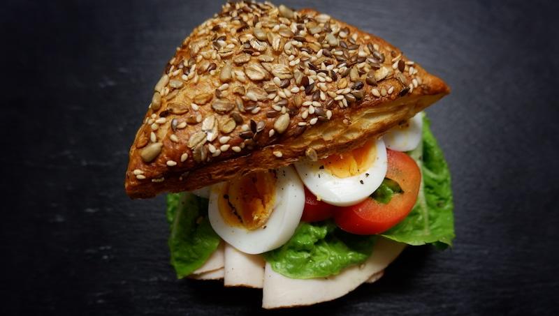 Gesundes Frühstück - Cover