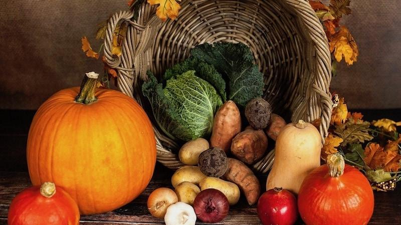 Ernährung im Herbst: Diese 7 Obst- und Gemüsesorten solltest du jetzt essen