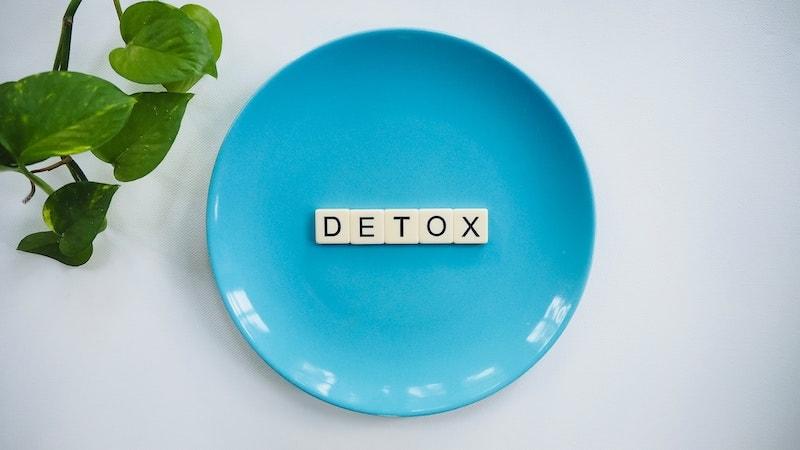 Detox, Entgiften, Wohlfühlen, gesundheit
