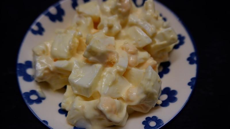 Leckerer Eiersalat – das perfekte low-carb Frühstück