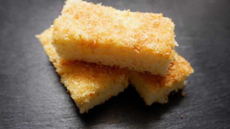 Kokoskuchen-Buttermilch