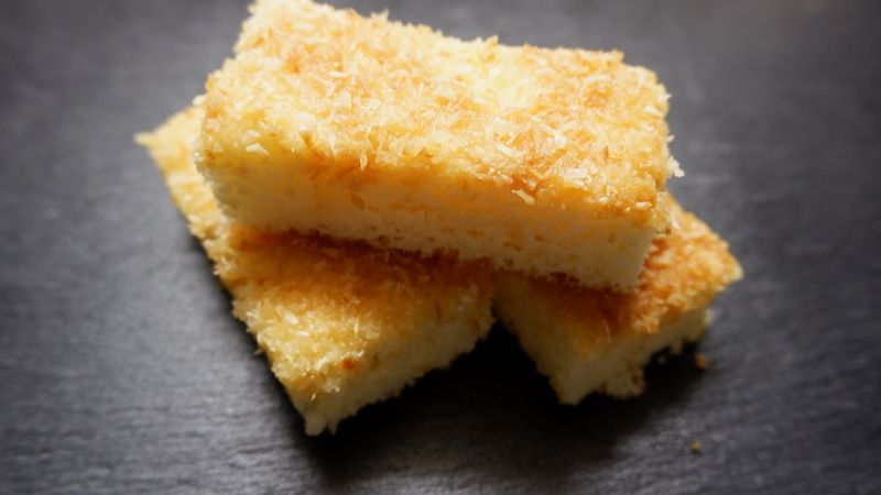 Leckerer Kokoskuchen mit Buttermilch – BASIC fitness
