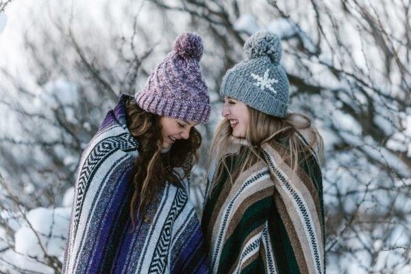 Kälte, Freundinnen, Freundschaft