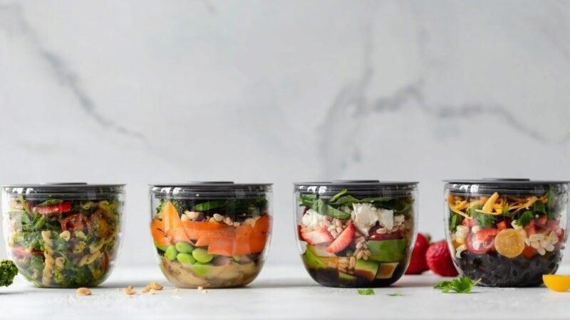 Meal Prep: Diese Lebensmittel eignen sich besonders gut – BASIC fitness