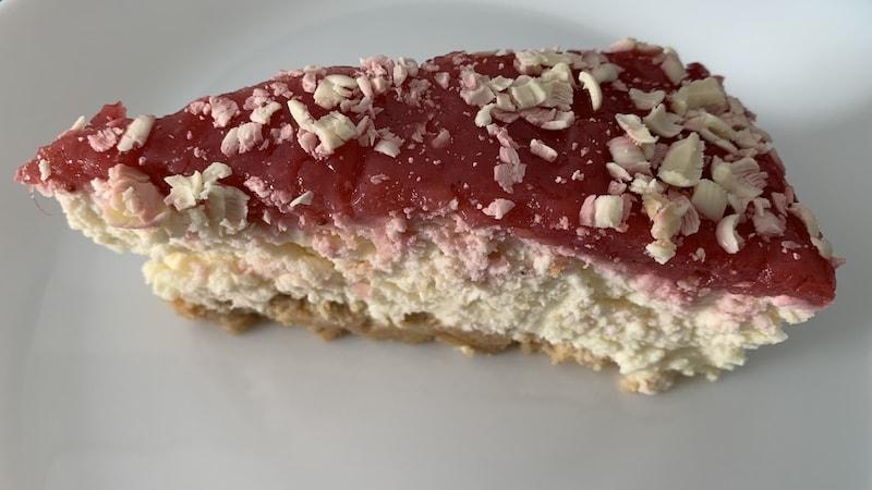 Low Carb Kuchen Erdbeer-Mandel-Kuchen